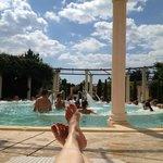 The Balneo pool