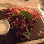 Aragosta - the lobster!