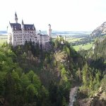 Neuschwanstein Castle a little closer