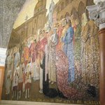 """cripta sant""""EMIDIO,mosaici"""