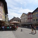 Shops and places to eat in Mondsee
