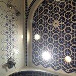 Fabulous tiled shower