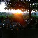 Sunset at Villore