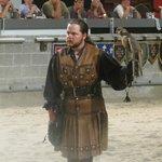 The Hawk tamer