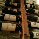 Grande varietà di vini