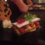 Millefeuille fraise