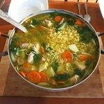 Tasty soup, mmmmmm!