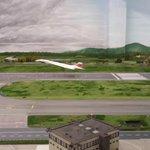 Start der Concorde