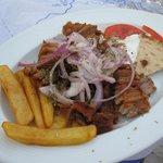 Tavern Sakis - Gyros