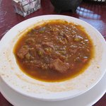 Green Chili with Beef--out of this world delicious!