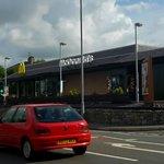 McDonalds's, South Road, Caernarfon