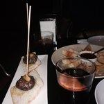 Sangria , gazpacho muhtesem, parfait!!!