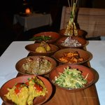 8 course taster menu - best meal of the holiday