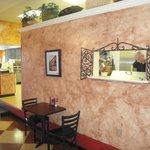 Cafe' decor