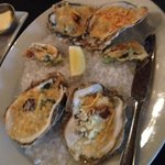 Oysters from heavenly Orsay