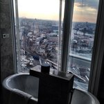 That View from the Bath is just worth a stay in itself
