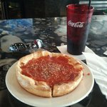 Lunch Personal Pizza