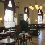 Cafe Griensteidl Interrieur