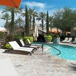 'Lobby pool'