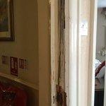 Door would not lock