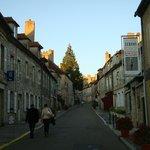 Vézelay, Borgonha