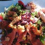 Salade Archipel ( très bonne )