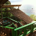Les terrasses du bungalow