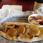 Kentucky Po Boy Sandwich
