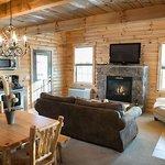 Sugar Maple Log Cabin