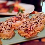 King crab roll