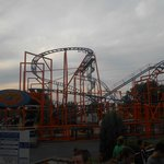 Whirl Wind roller coaster