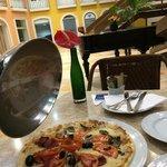 Pizza, deliciosa!
