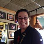 Amanda, best server!!! @ Applebee's Kingsport, Tennessee