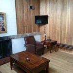 living room - Retired Ranger House