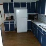 kitchen - Retired Ranger House