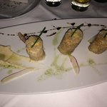 Entrée Maki de Foie gras