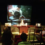 Video - Entertaining presentation and demonstrations