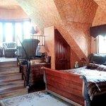 Landoll Suite - main level of this 3 level suite