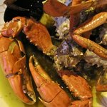 chilli garlic crab