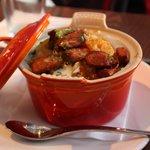 GA Shrimp & Grits - Trace Restaurant