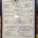 New menu 8/14/14