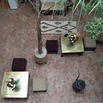 Foto dalla terrazza