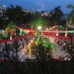 Mexican Celebration, buffet, mariachis