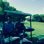 On the Golf Course - beautiful course
