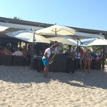 sunday live music at the beach. Don´t miss it!