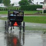 transporte Amish