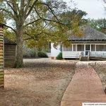 Carter's boyhood farmhouse