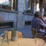 Hotel Colon's Sidewalk Restaurant