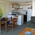 Living room /kitchen area