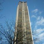 Torre Montparnasse.